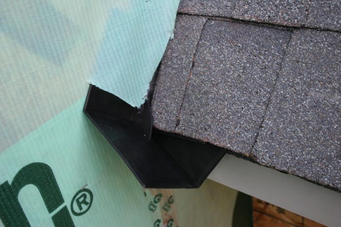 Kickout Roof Flashing - Non Handed